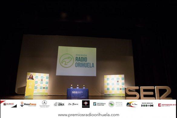 Emoción, diversión y magia en la II edición de los Premios Radio Orihuela 118