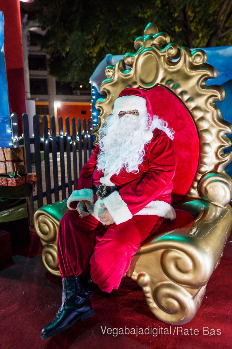 Papá Noel llega a Guardamar  del Segura 6