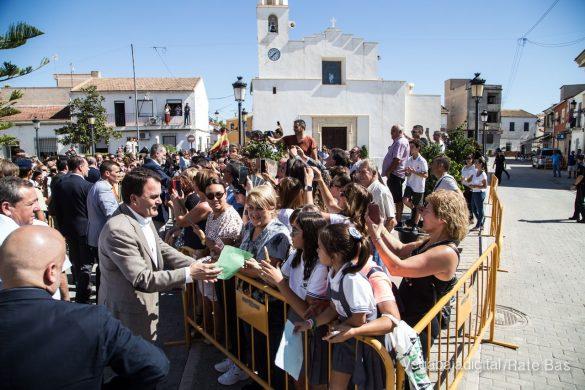 Los Reyes Felipe y Letizia visitan Orihuela 62