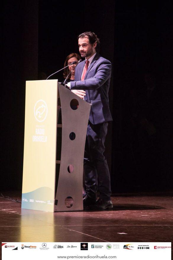 Emoción, diversión y magia en la II edición de los Premios Radio Orihuela 121