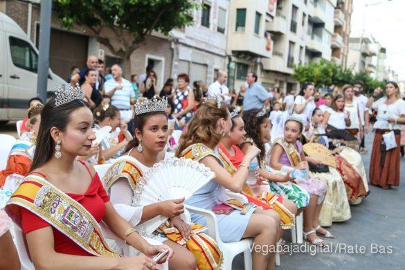 Ofrenda floral Callosa de Segura 100