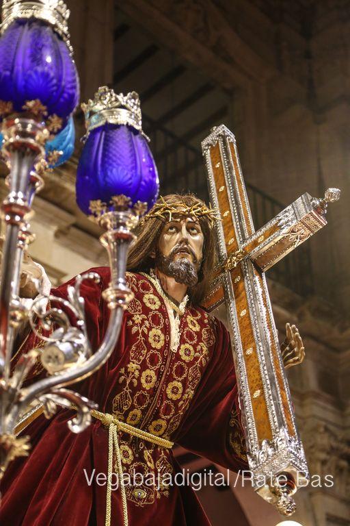 Restauración Nuestro Padre Jesús de la Caída 6