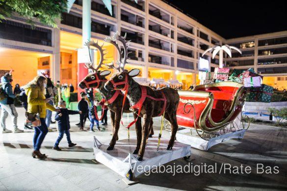 Papá Noel llega a Guardamar  del Segura 68