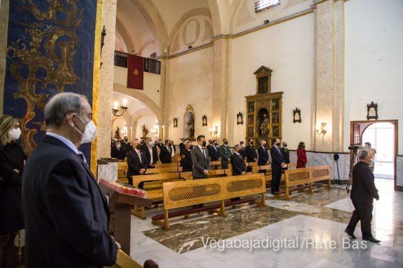 La Eucaristía de la Junta Mayor, adaptada a las circunstancias sanitarias 28