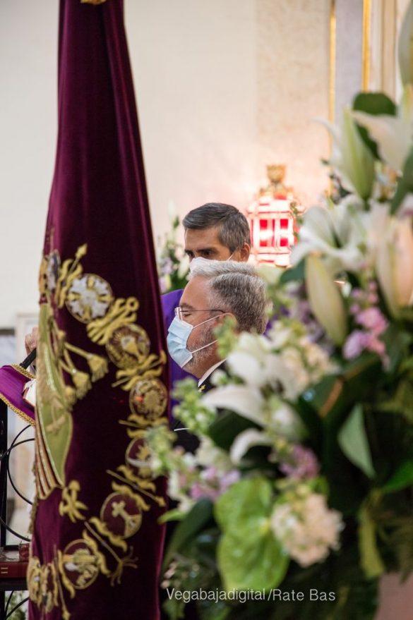 La Eucaristía de la Junta Mayor, adaptada a las circunstancias sanitarias 30