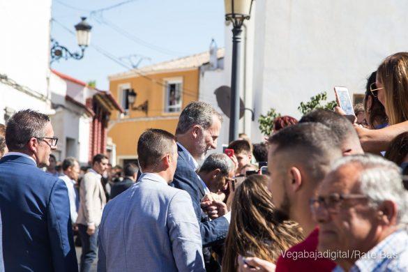 Los Reyes Felipe y Letizia visitan Orihuela 64
