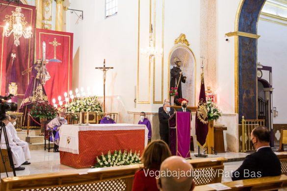La Eucaristía de la Junta Mayor, adaptada a las circunstancias sanitarias 32