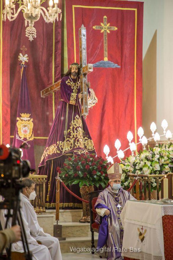 La Eucaristía de la Junta Mayor, adaptada a las circunstancias sanitarias 34