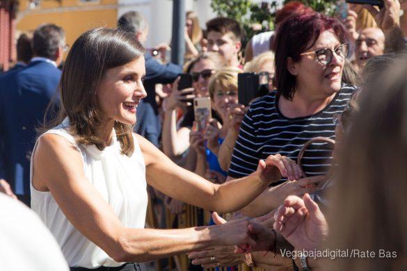 Los Reyes Felipe y Letizia visitan Orihuela 65