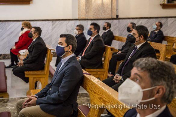 La Eucaristía de la Junta Mayor, adaptada a las circunstancias sanitarias 35