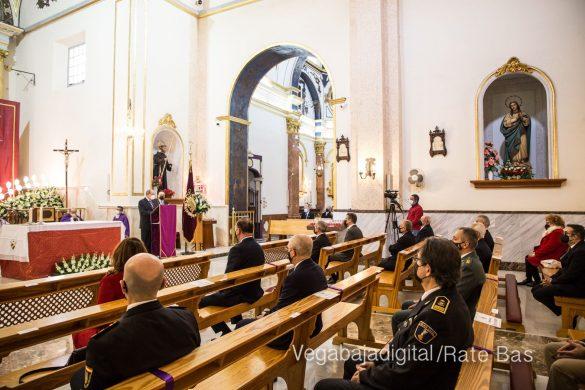 La Eucaristía de la Junta Mayor, adaptada a las circunstancias sanitarias 36