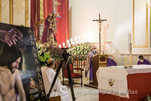 La Eucaristía de la Junta Mayor, adaptada a las circunstancias sanitarias 38