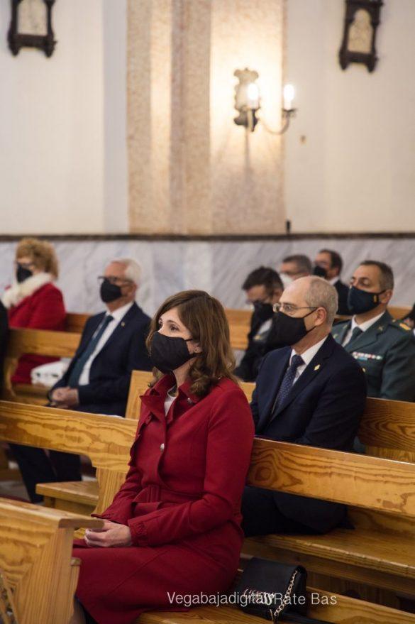 La Eucaristía de la Junta Mayor, adaptada a las circunstancias sanitarias 40
