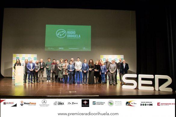 Emoción, diversión y magia en la II edición de los Premios Radio Orihuela 124
