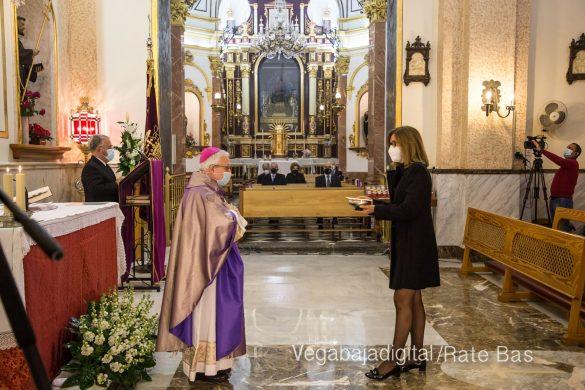 La Eucaristía de la Junta Mayor, adaptada a las circunstancias sanitarias 41
