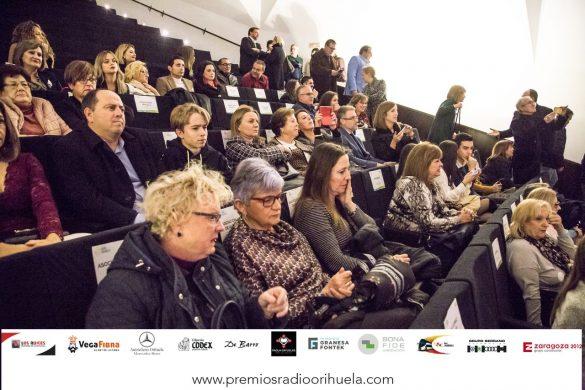 Emoción, diversión y magia en la II edición de los Premios Radio Orihuela 125