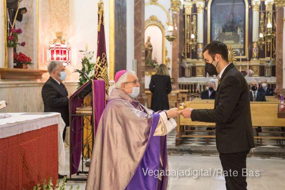 La Eucaristía de la Junta Mayor, adaptada a las circunstancias sanitarias 42