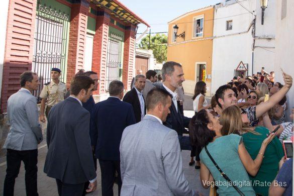 Los Reyes Felipe y Letizia visitan Orihuela 66