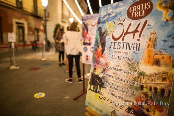 Nuevo éxito en las noches de Oh Festival con un homenaje a Morricone 10