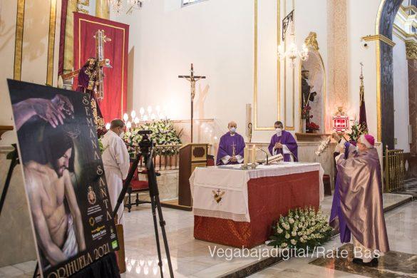 La Eucaristía de la Junta Mayor, adaptada a las circunstancias sanitarias 43