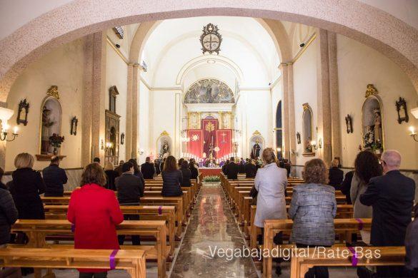 La Eucaristía de la Junta Mayor, adaptada a las circunstancias sanitarias 44