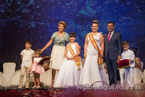 Rafal pregona las fiestas y corona a sus reinas 77