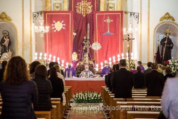 La Eucaristía de la Junta Mayor, adaptada a las circunstancias sanitarias 45