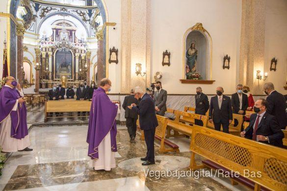 La Eucaristía de la Junta Mayor, adaptada a las circunstancias sanitarias 46