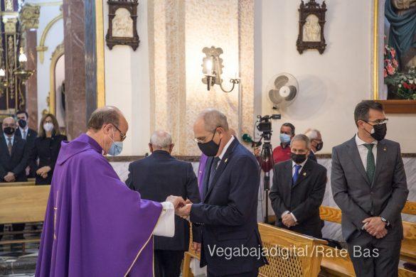 La Eucaristía de la Junta Mayor, adaptada a las circunstancias sanitarias 48