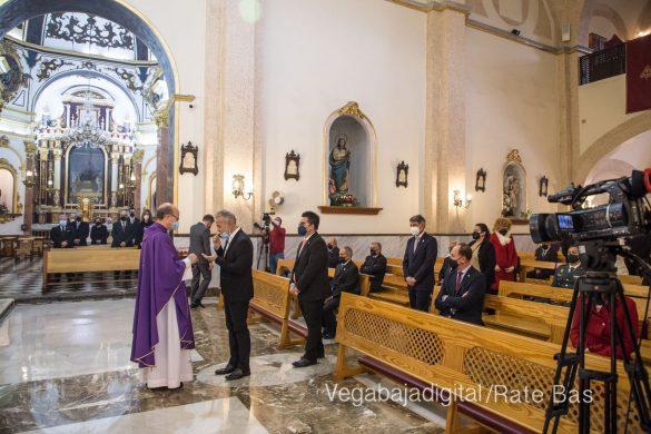 La Eucaristía de la Junta Mayor, adaptada a las circunstancias sanitarias 49