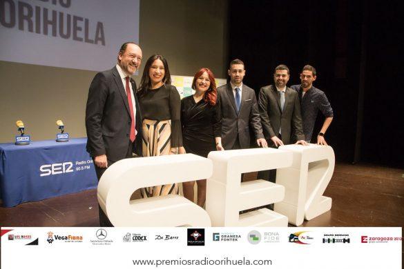 Emoción, diversión y magia en la II edición de los Premios Radio Orihuela 128