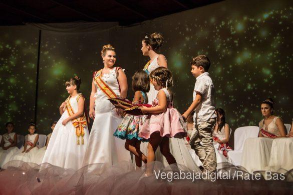 Rafal pregona las fiestas y corona a sus reinas 80