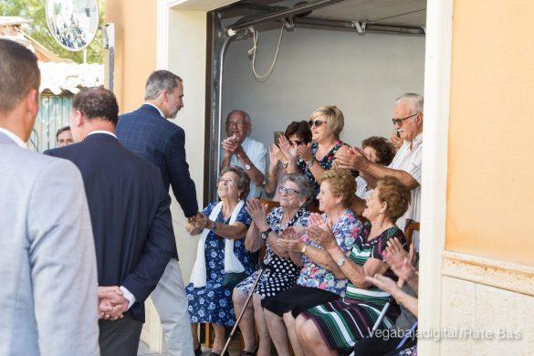 Los Reyes Felipe y Letizia visitan Orihuela 67