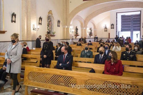 La Eucaristía de la Junta Mayor, adaptada a las circunstancias sanitarias 52