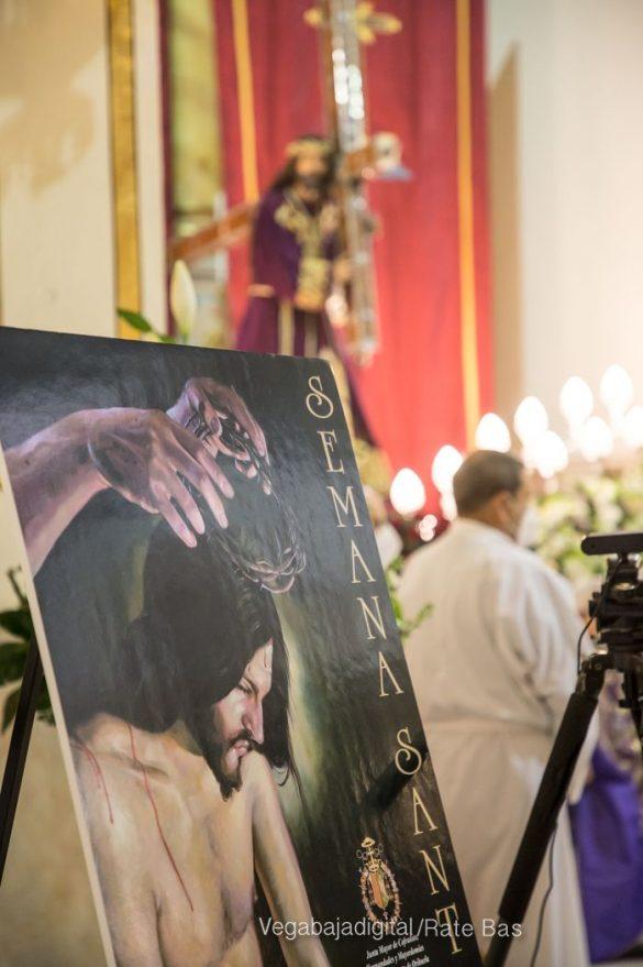 La Eucaristía de la Junta Mayor, adaptada a las circunstancias sanitarias 53
