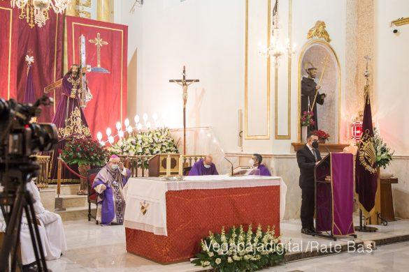 La Eucaristía de la Junta Mayor, adaptada a las circunstancias sanitarias 55