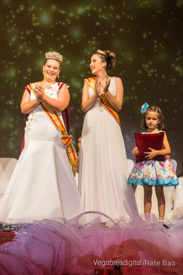 Rafal pregona las fiestas y corona a sus reinas 84
