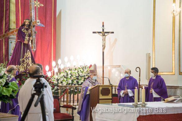 La Eucaristía de la Junta Mayor, adaptada a las circunstancias sanitarias 56