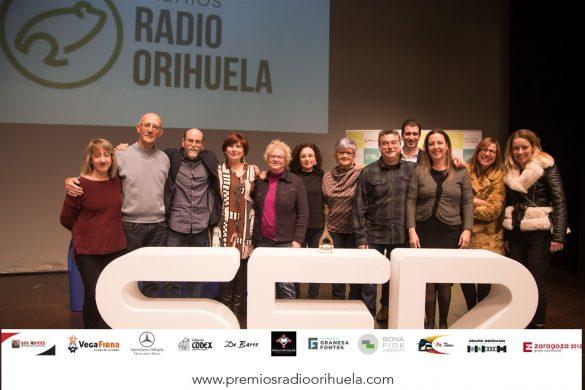 Emoción, diversión y magia en la II edición de los Premios Radio Orihuela 129