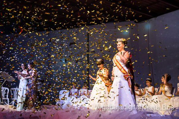 Rafal pregona las fiestas y corona a sus reinas 86