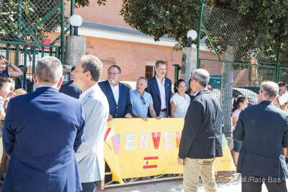 Los Reyes Felipe y Letizia visitan Orihuela 69