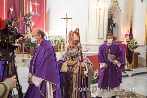 La Eucaristía de la Junta Mayor, adaptada a las circunstancias sanitarias 58