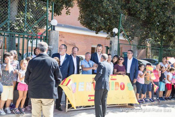 Los Reyes Felipe y Letizia visitan Orihuela 70