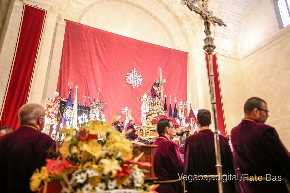 Solemne Procesión de regreso de Ntro Padre Jesús 6