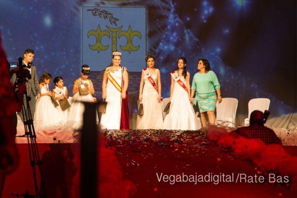 Rafal pregona las fiestas y corona a sus reinas 95