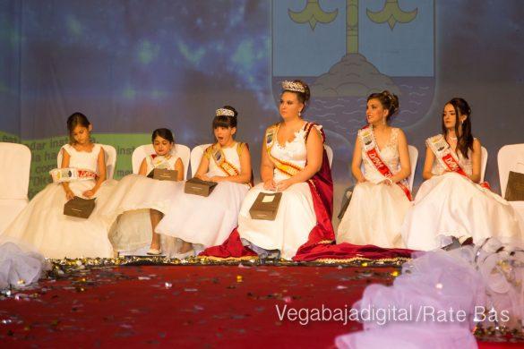 Rafal pregona las fiestas y corona a sus reinas 99