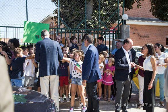Los Reyes Felipe y Letizia visitan Orihuela 74