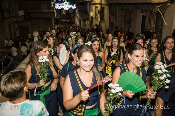 Ofrenda floral Callosa de Segura 50