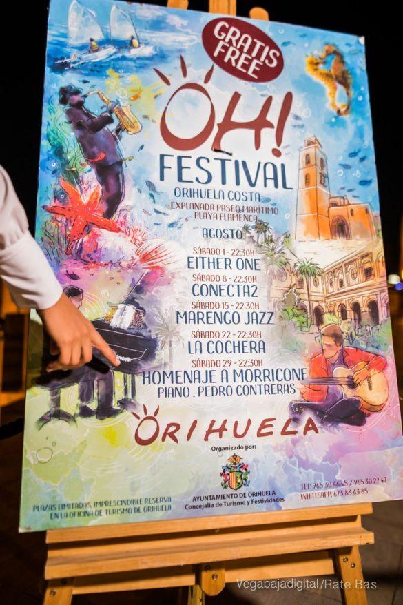 Oh Festival cierra su ciclo de conciertos con un homenaje a Morricone 15