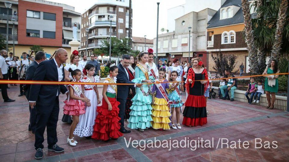 La inauguración de las XIX Feria de Sevillanas de Rafal en imágenes 6
